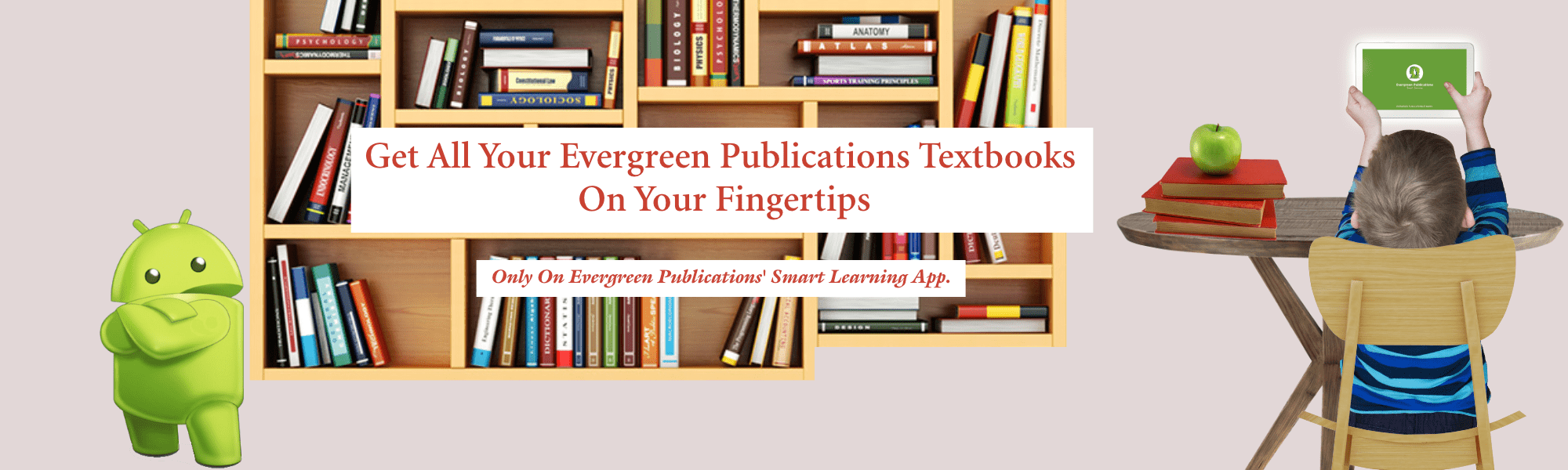 Evergreen Publications India Ltd.