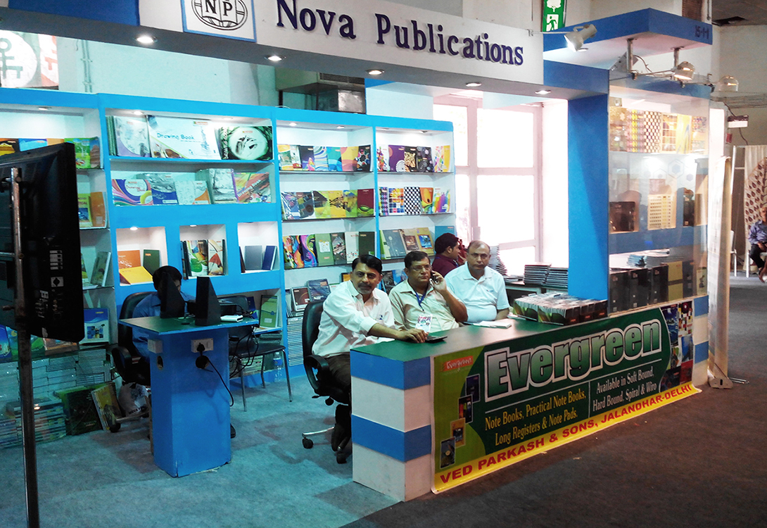 Evergreen publications india ltd education is evergreen for Evergreen shop